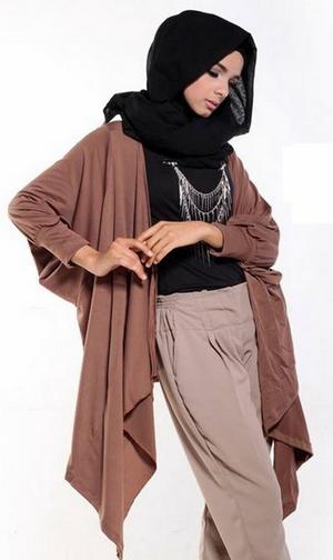 Baju Muslim Nuansa Formal