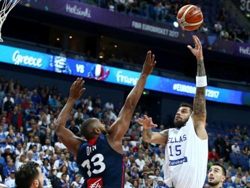 Ευρωμπάσκετ 2017: Ελλάδα-Γαλλία 87-95. Οι δηλώσεις Μίσσα, Παπαπέτρου (vid) στην συνέντευξη τύπου