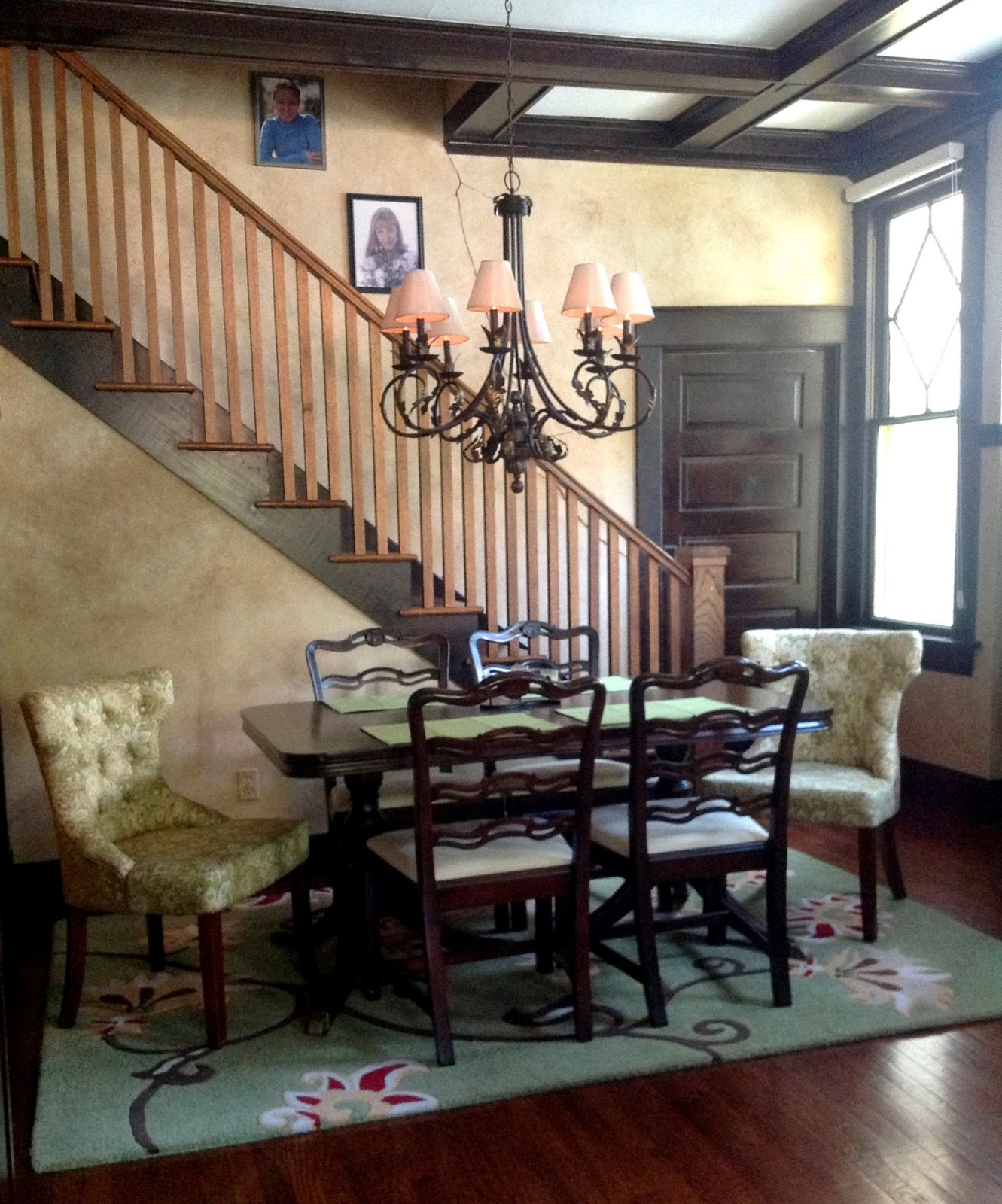 Victorian Traditional Dining Rooms: Simple Updates To A Traditional Dining Room · Little Victorian