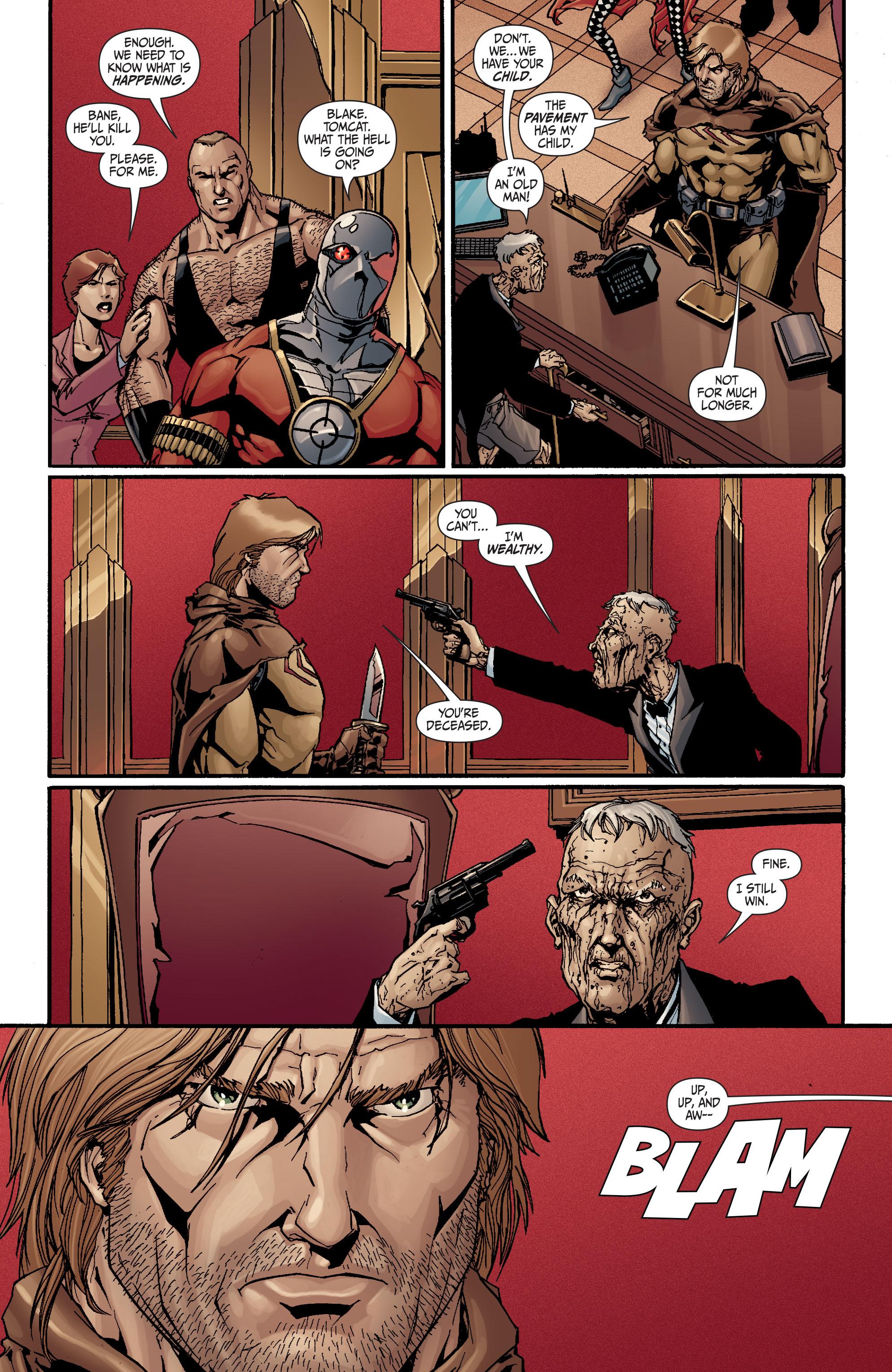 Read online Secret Six (2008) comic -  Issue #20 - 9