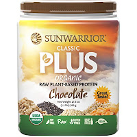 Sunwarrior Classic Plus Protein Chocolate Review