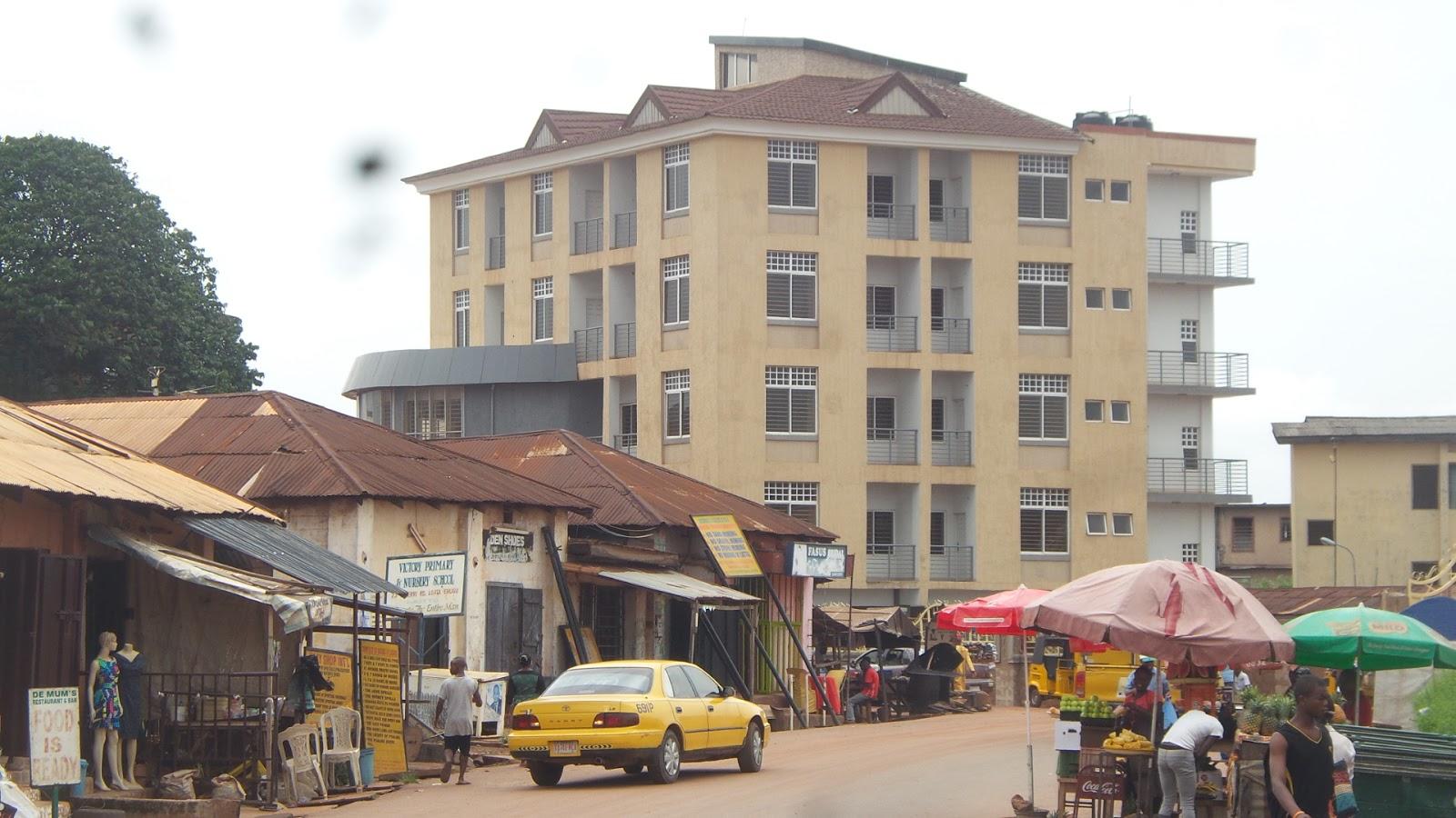 The rise of a new enugu skyline