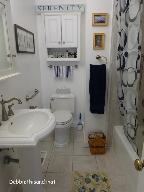 Inexpensive Bathroom Decor