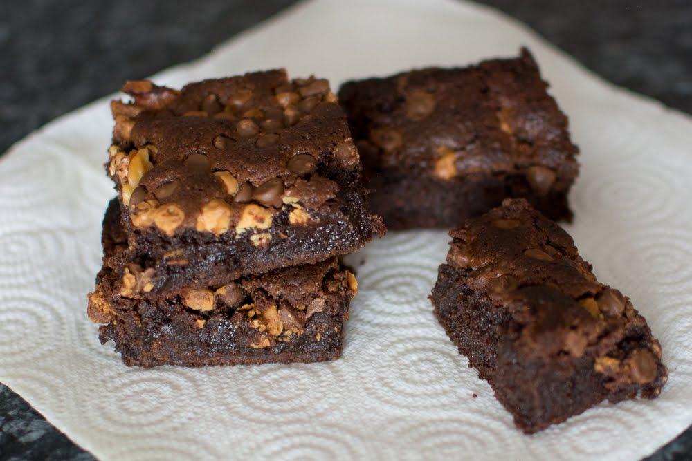 chocolate cheesecake brownie recipe
