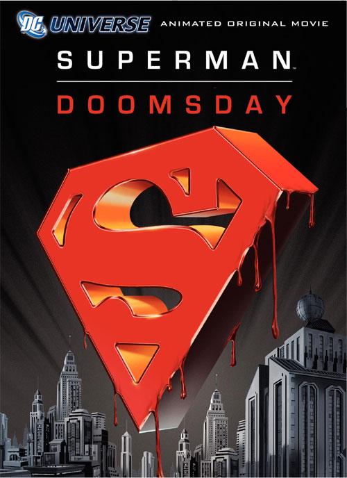 SUPERMAN DOOMSDAY (2007) ταινιες online seires xrysoi greek subs