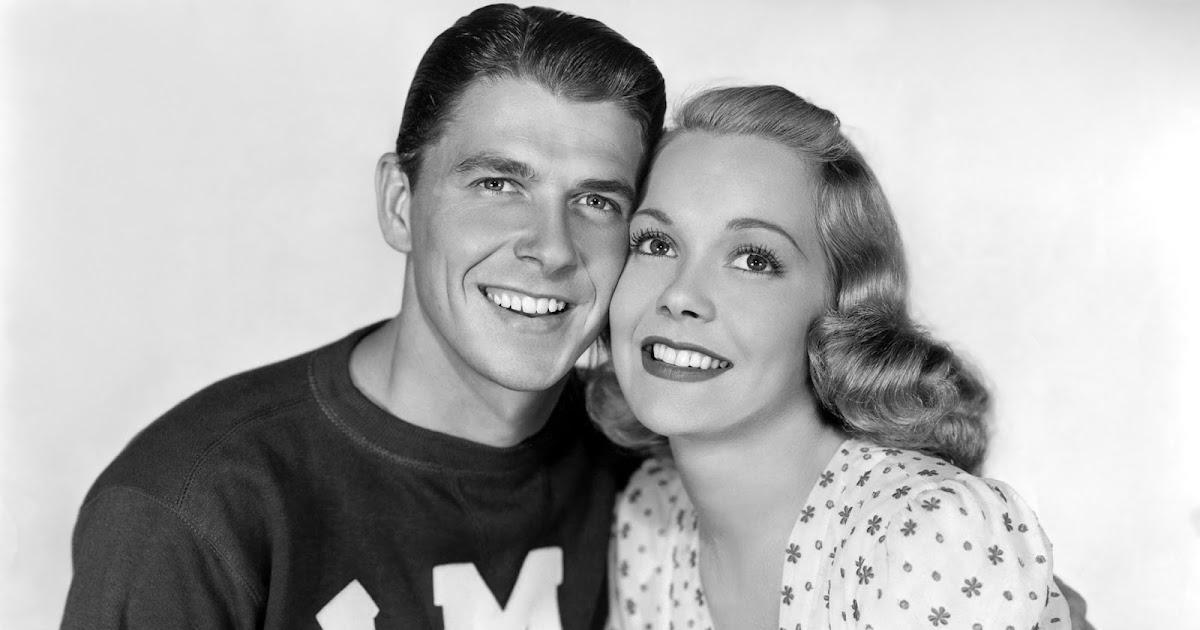 Back To Golden Days The Star Studded Couple Blogathon Ronald