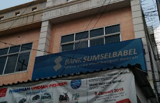 JAM BUKA BANK SUMSEL BABEL