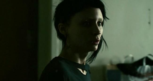 A tetovált lány / The Girl with the Dragon Tattoo [2011]