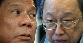 Duterte kay Sison: 'I will kill you if I have the chance'