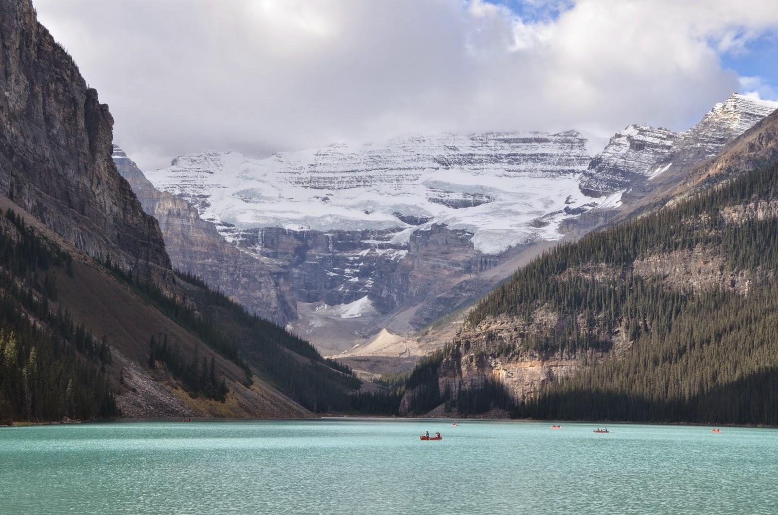 Lake Louise, Banff - Canadá