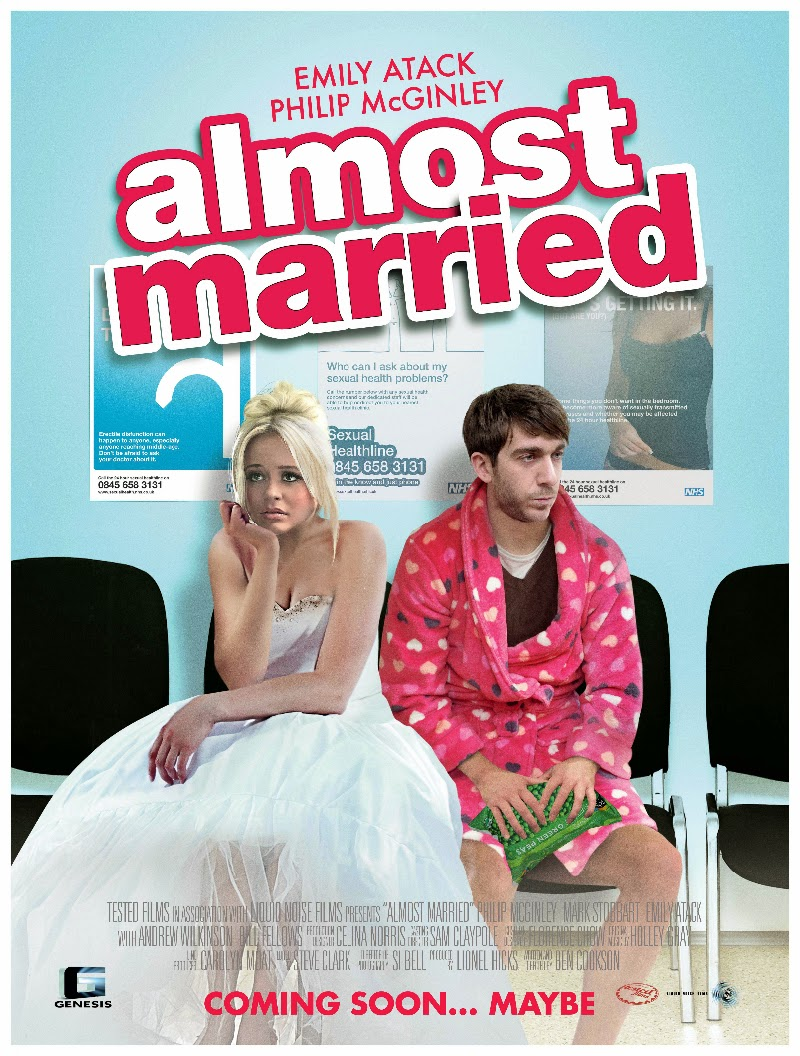 Almost Married (2014) BluRay 720p