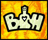 bosko and honey logo