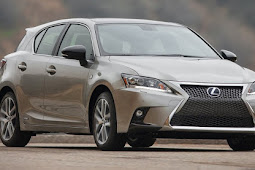 Lexus CT200h The ax in America | Car New Mag
