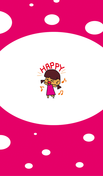 Smile Happy Girl
