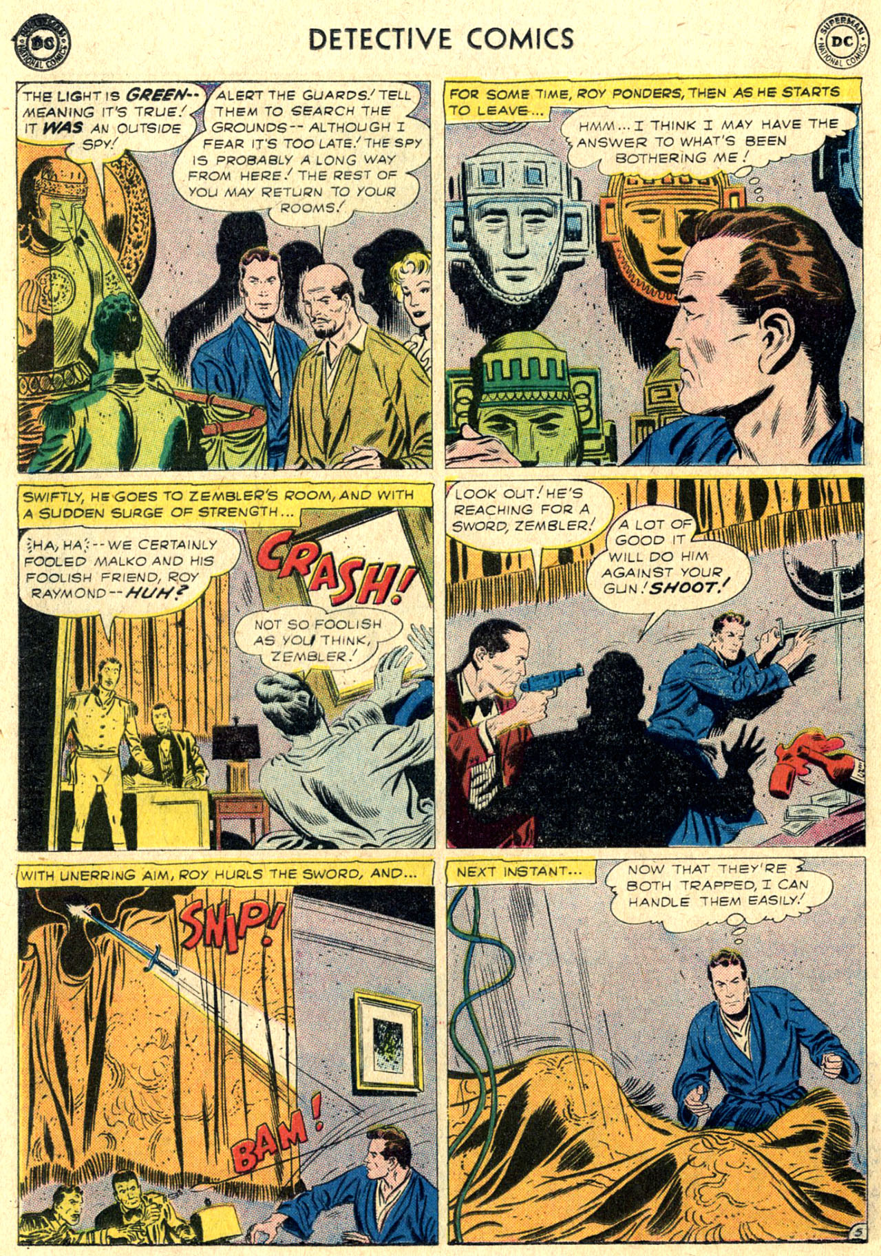 Detective Comics (1937) 264 Page 21