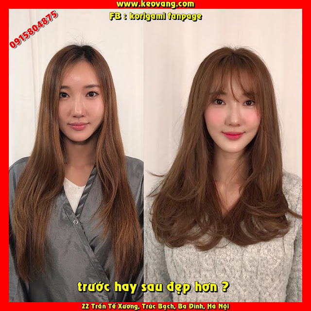 Những kiểu tóc thay đổi vận mệnh / nâng cấp nhan sắc hàng vạn cô gái