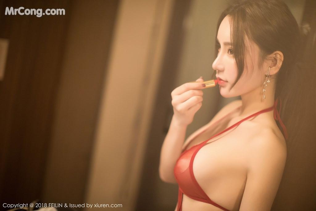 Image IMISS-Vol.238-Zhou-Yuxi-MrCong.com-003 in post IMISS Vol.238: Người mẫu Zhou Yuxi (周于希) (38 ảnh)