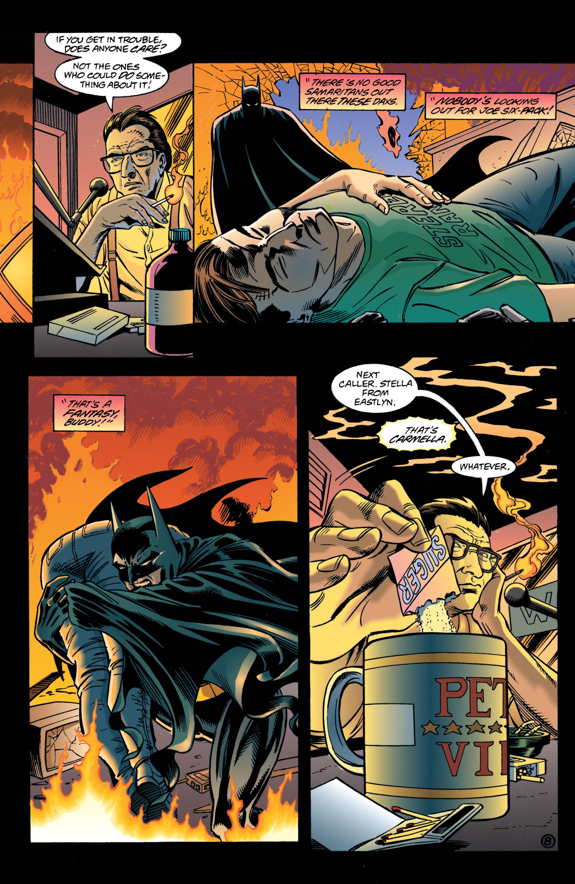 Detective Comics (1937) 703 Page 8