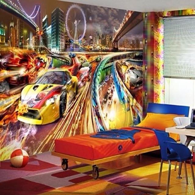 Top 10 Wallpaper Dinding 3D Koleksi Terbaru Paling Keren