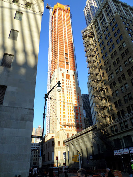 30 Park Place New York City