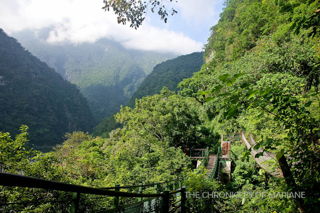 Xiaozhuili trail taroko