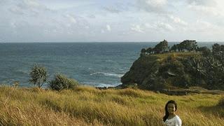 Padang Rumput Bukit Pantai Klayar Pacitan