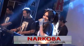 Lirik Lagu Narkoba - Via Vallen