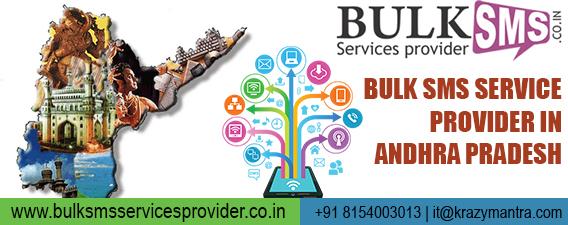 Bulk sms service provider in andhra pradesh