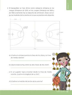 Apoyo Primaria Desafíos Matemáticos 4to. Grado Bloque IV Lección 71 Problemas olímpicos