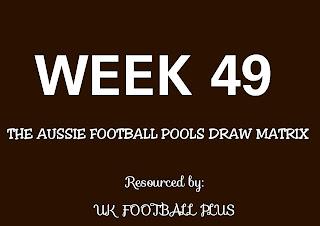 Wk49 Aussie football pools