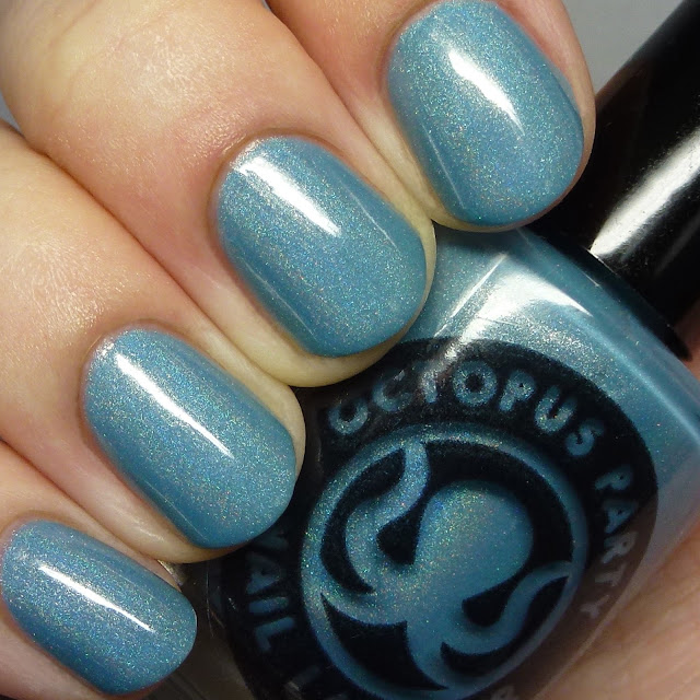 Octopus Party Nail Lacquer Kin Peaks