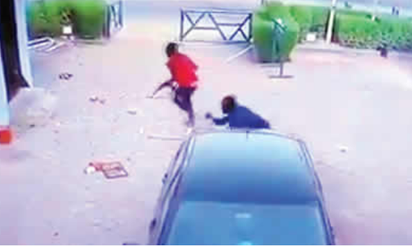 Offa-bank-robbery-video-shows-how-gunmen-attack-banks-in-Kwara