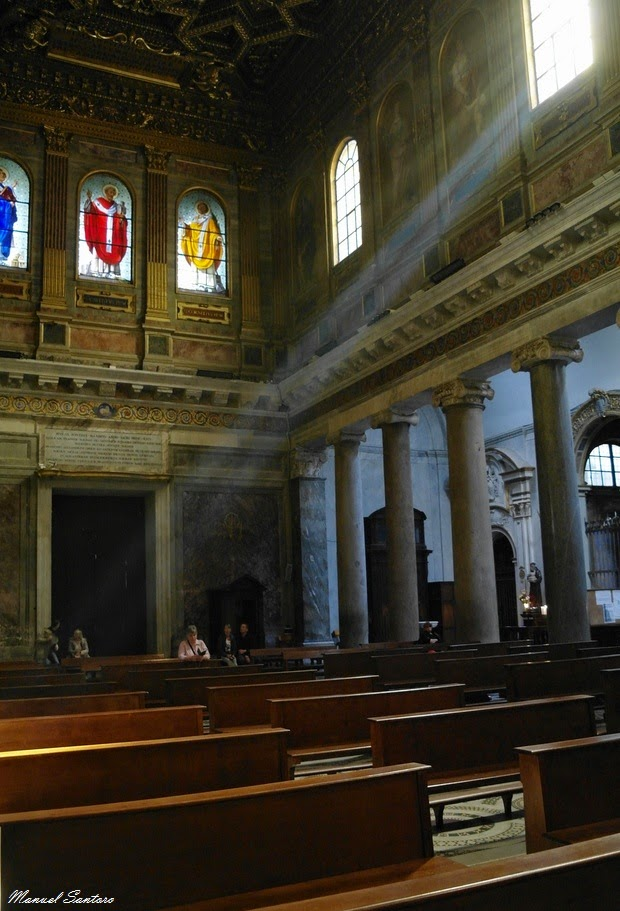 Roma, Basilica di Santa Maria in Trastevere
