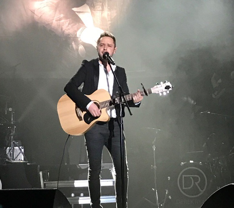 country routes news: Derek Ryan 'THIS IS ME' UK Concert Tour starts
