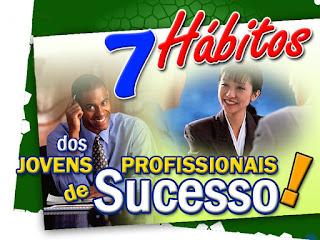 7 habitos profissionais