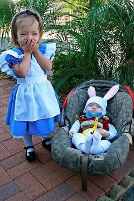 Easy Halloween costume ideas for sister