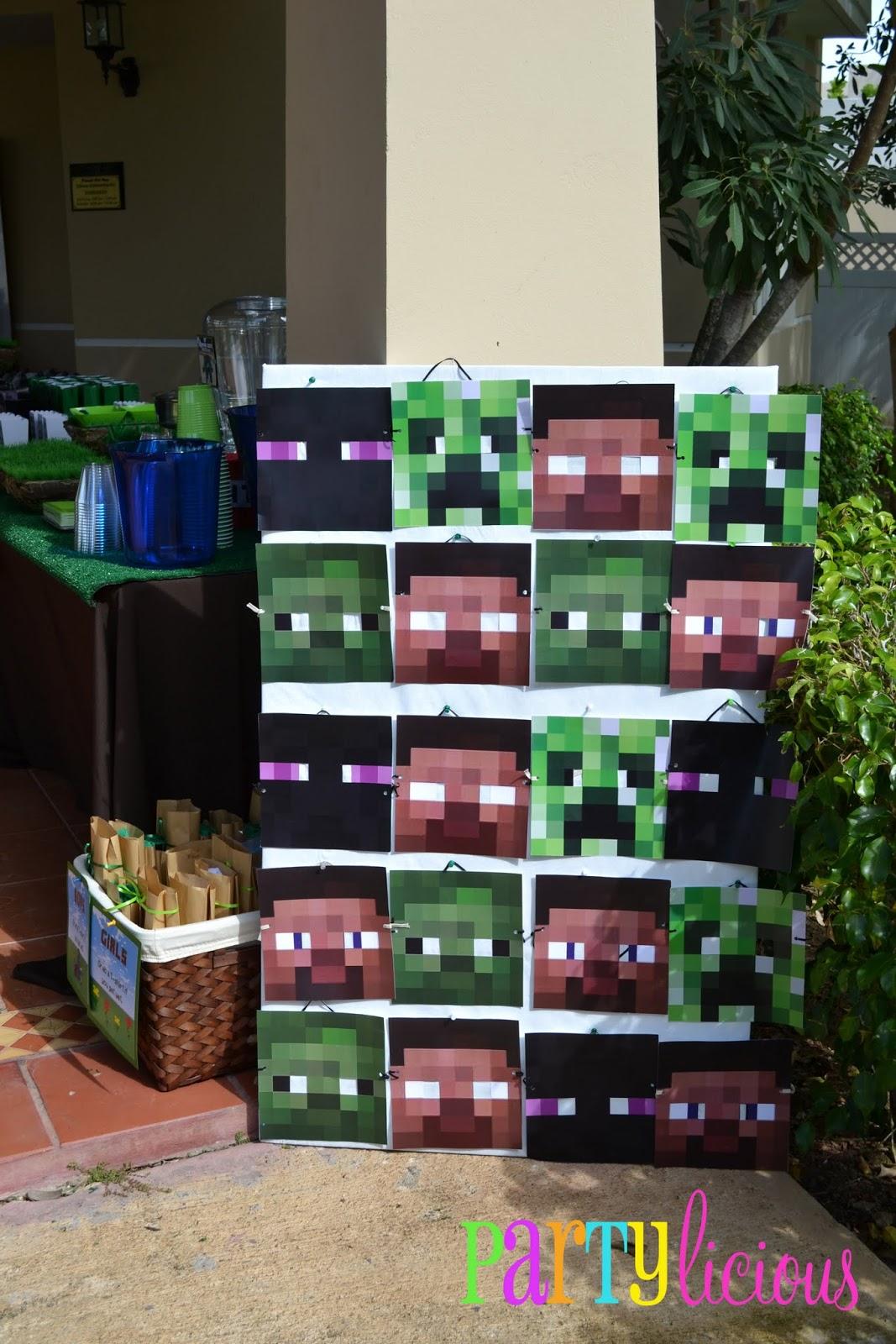 Crafts Minecraft Banner