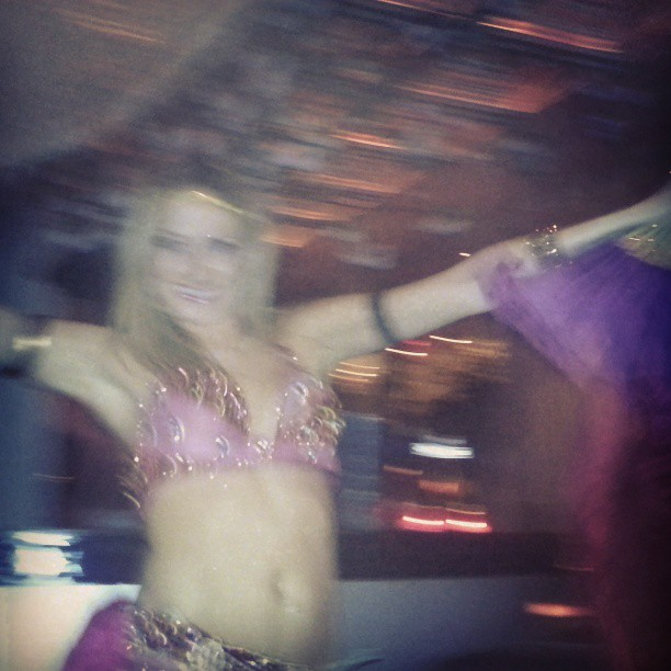 Casa La Femme Belly Dancer |  Goings on |  *sparklingly [http://www.sparklingly.blogspot.com]