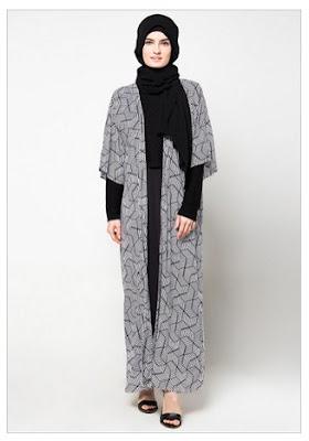 Model Blazer Wanita Muslimah Modern Terbaru