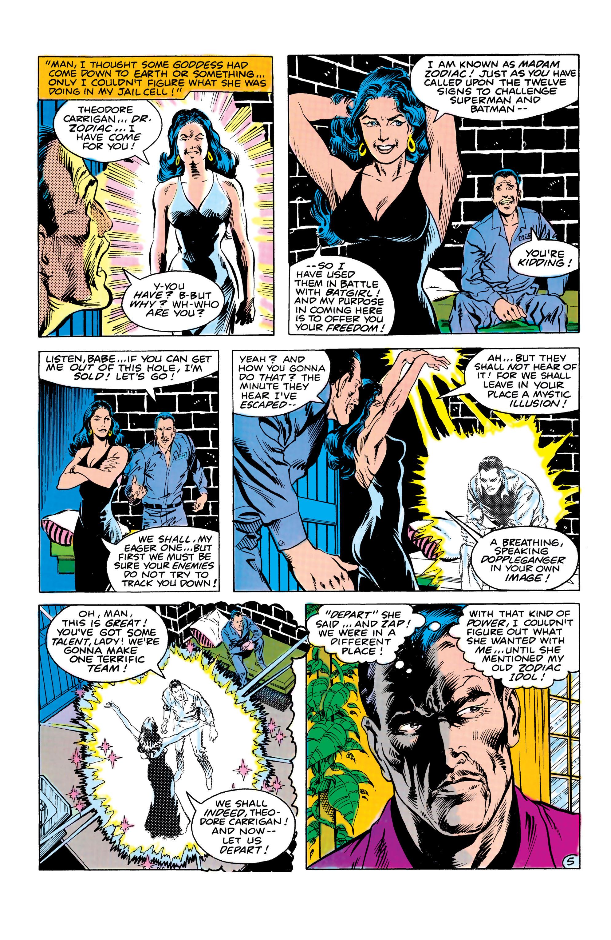 Read online World's Finest Comics comic -  Issue #286 - 6