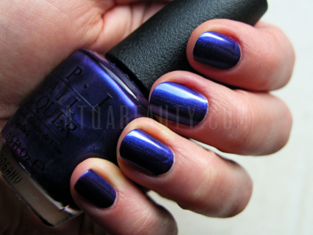 Tomorrow Never Dies, OPI, Skyfall Collection