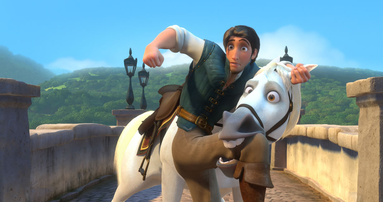 disney tangled maximus - photo #9