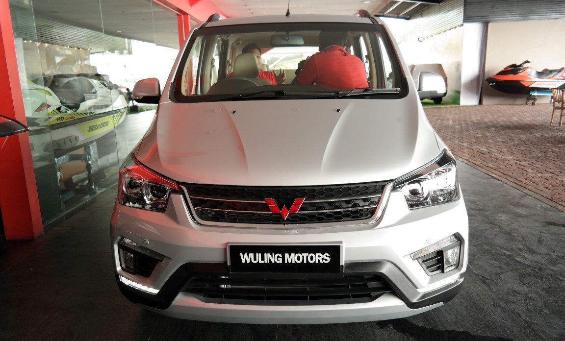 First Impression Preview Wuling Confero S 2017 Prototype