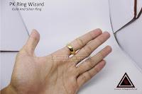 Alat sulap cincin Pk Ring Wizard