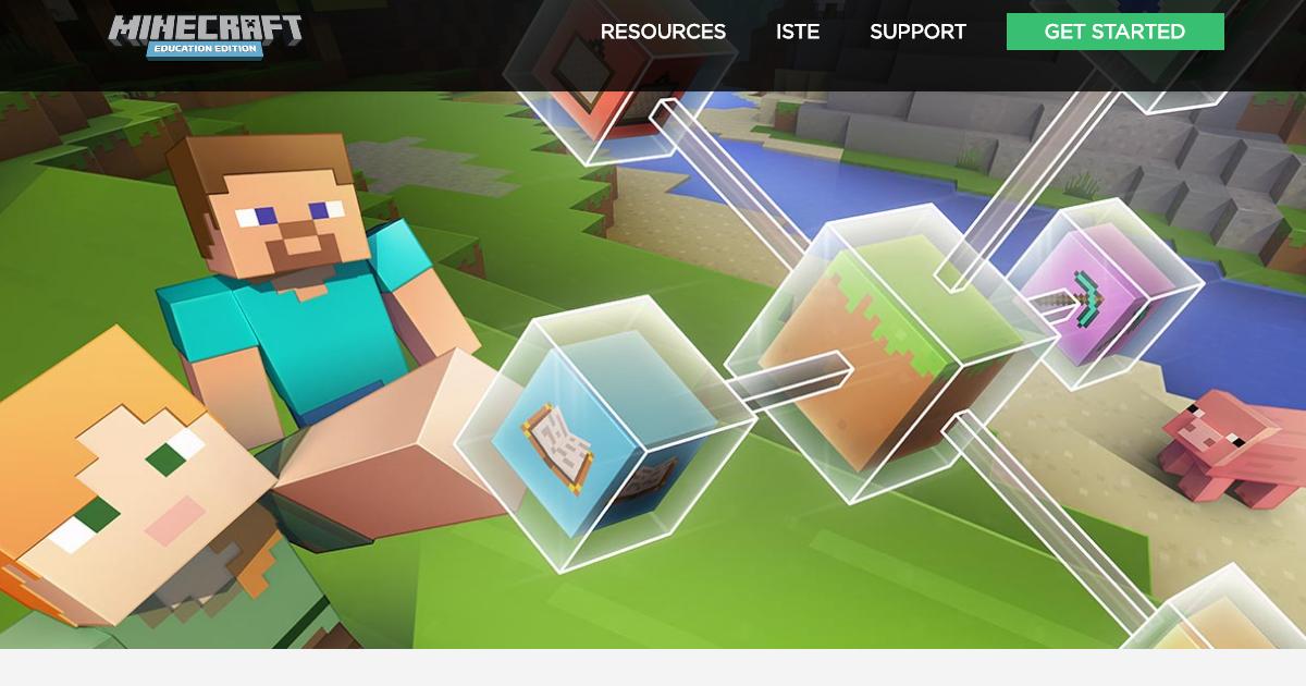 Minecraft 中文教育版推出!免費下載教學與特色介紹