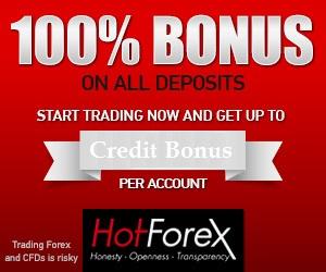 HotForex Bonus
