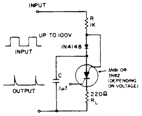 Circuit Diagram and Electronic Circuits Projects: Detectors