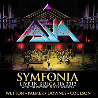 """Το βίντεο των Asia με την live απόδοση του τραγουδιού """"Only Time Will Tell"""" από το album """"Symfonia - Live in Bulgaria 2013"""""""