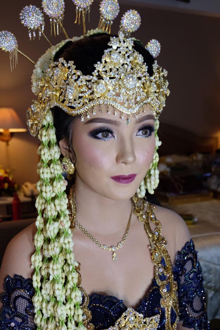 55 Inspirasi Terbaru Make Up Pengantin Sunda Putri