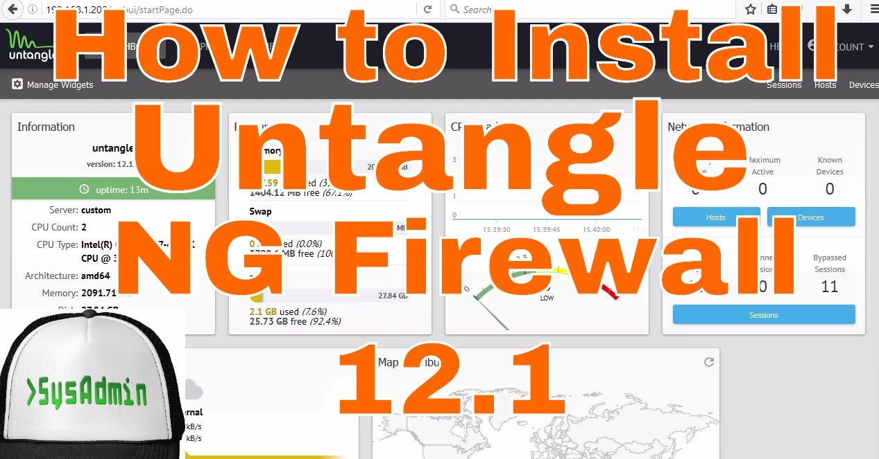 How to install untangle ng firewall 121 and review on vmware untangle ng firewall 121 1betcityfo Image collections